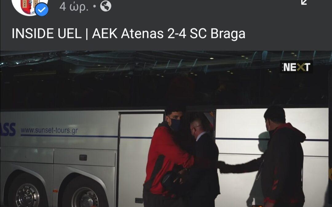 AEK – BARGA
